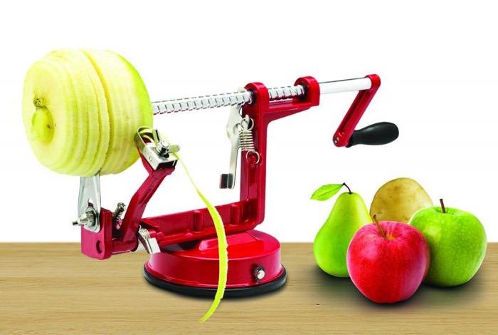 best way to peel apples