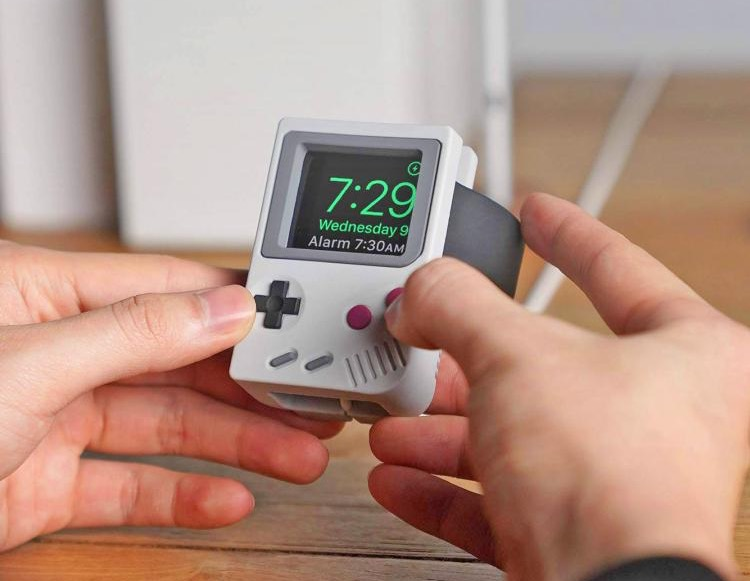 Gameboy watch amazon